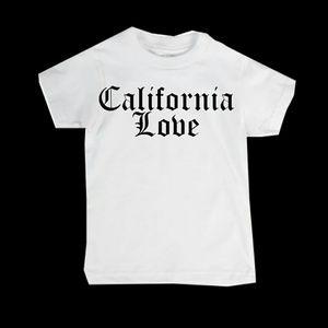 California Love custom shirt